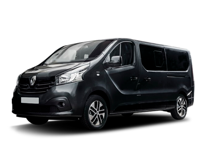 RENAULT TRAFIC SPACE CLASS GRAND 1.6 dCi